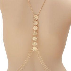 Jewelry - Gold Sexy Beach Body Chain
